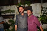 Irrfan KHan, Nishikant Kamat at Madaari screening in Mumbai on 19th July 2016