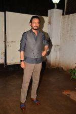 Irrfan Khan at Madaari screening in Mumbai on 19th July 2016