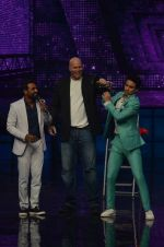 Nathan Jones at A Flying Jatt film promotions on the sets of Dance Plus Season 2 on 19th July 2016