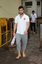 Puneri Paltan visits Siddhivinayak Temple, Mumbai on July 20, 2016 (19)_578fb2a58476e.JPG