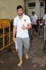 Puneri Paltan visits Siddhivinayak Temple, Mumbai on July 20, 2016 (20)_578fb34c2cea0.JPG