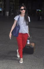 Sandeepa Dhar spotted at the airport on July 20, 2016 (1)_578fb46e64190.JPG