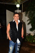 Sukhwinder Singh at Madaari screening in Mumbai on 19th July 2016