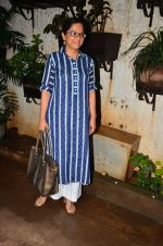 Tanuja Chandra at Madaari screening in Mumbai on 19th July 2016 (11)_578f1d0ca631d.JPG