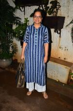 Tanuja Chandra at Madaari screening in Mumbai on 19th July 2016 (13)_578f1d0ee8eee.JPG