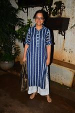 Tanuja Chandra at Madaari screening in Mumbai on 19th July 2016
