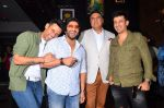 Arshad Warsi, Boman Irani, Manmeet Gulzar, Harmeet Gulzar at the launch of movie The Legend of Michael Mishra on 20th July 2016 (93)_57905be0f1a4d.JPG