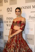 Deepika Padukone during the FDCI India Couture Week 2016 at the Taj Palace on July 21, 2016 (54)_57903d84bee4c.JPG