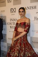 Deepika Padukone during the FDCI India Couture Week 2016 at the Taj Palace on July 21, 2016 (56)_57903d8603cfc.JPG
