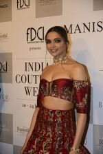 Deepika Padukone during the FDCI India Couture Week 2016 at the Taj Palace on July 21, 2016 (63)_57903d8b59ff2.JPG