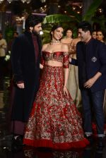 Deepika Padukone, Manish Malhotra, Fawad Khan during the FDCI India Couture Week 2016 at the Taj Palace on July 21, 2016 (16)_57903de6d4036.JPG