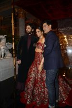 Deepika Padukone, Manish Malhotra, Fawad Khan during the FDCI India Couture Week 2016 at the Taj Palace on July 21, 2016 (28)_57903ded21c73.JPG
