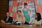 Dia Mirza during the unveiling of Health and Nutrition Magazine cover at Magna Lounge on 21 July 2016 (36)_5790ed5360086.JPG