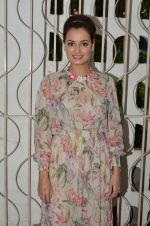 Dia Mirza during the unveiling of Health and Nutrition Magazine cover at Magna Lounge on 21 July 2016 (8)_5790ed1e54d15.JPG