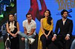 Diana Penty, Abhay Deol, Ali Fazal, Momal Sheikh, Krishika Lulla, Anand L Rai promotes Happy Bhag Jayegi on the sets of The Kapil Sharma Show on 20th July 2016 (71)_57904f5a3fb54.JPG