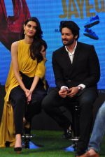 Diana Penty, Ali Fazal promotes Happy Bhag Jayegi on the sets of The Kapil Sharma Show on 20th July 2016 (64)_57904f6b651c5.JPG