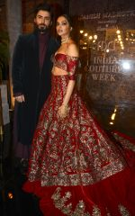 Fawad Khan, Deepika Padukone during the FDCI India Couture Week 2016 at the Taj Palace on July 21, 2016 (1)_57903dee57283.JPG