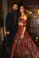 Fawad Khan, Deepika Padukone during the FDCI India Couture Week 2016 at the Taj Palace on July 21, 2016 (10)_57903e0052095.JPG