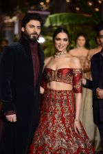 Fawad Khan, Deepika Padukone during the FDCI India Couture Week 2016 at the Taj Palace on July 21, 2016 (4)_57903df0b473a.JPG