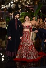 Fawad Khan, Deepika Padukone during the FDCI India Couture Week 2016 at the Taj Palace on July 21, 2016 (7)_57903df2b53ea.JPG