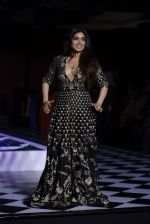 Bhumi Pednekar walk the ramp for Anita Dongre show at the FDCI India Couture Week 2016 on 21st July 2016 (310)_5791a5b6adf7c.JPG
