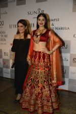 Divya Khosla Walks For Reynu Taandon at the FDCI India Couture Week 2016 (23)_57922c1516c91.JPG