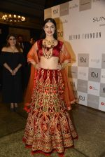 Divya Khosla Walks For Reynu Taandon at the FDCI India Couture Week 2016 (54)_57922c2d8ac0d.JPG
