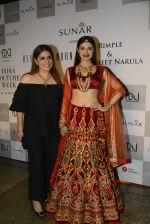 Divya Khosla Walks For Reynu Taandon at the FDCI India Couture Week 2016 (22)_57922c138861c.JPG