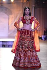 Divya Khosla Walks For Reynu Taandon at the FDCI India Couture Week 2016 (8)_57922c6f1bc4a.JPG