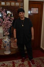 Falguni Pathak at Pushpanjali Navratri Utsav 2016 Press conference on 21st July 2016 (22)_579199b88b234.JPG