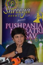 Falguni Pathak at Pushpanjali Navratri Utsav 2016 Press conference on 21st July 2016 (31)_579199c5b4075.JPG