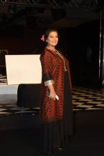 Shabana Azmi walk the ramp for Anita Dongre show at the FDCI India Couture Week 2016 on 21st July 2016 (293)_5791a5ddac620.JPG