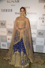 Yami Gautam walks the ramp for Rimple and Harpreet Narula at the FDCI India Couture Week 2016 on 22 July 2016 (20)_57922e95a3321.JPG