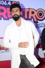 Aarya Babbar during the party organised by Red FM to celebrate the launch of its new radio station Redtro 106.4 in Mumbai India on 22 July 2016
