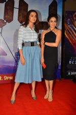 Amruta Khanvilkar, Surveen Chawla at the Screening of 24 Season 2 on 22nd July 2016 (51)_5793881e188be.JPG