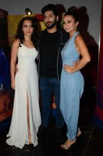Auritra Ghosh, Ira Dubey, Raaghav Chanana during the special screening of film M Cream on 22 July 2016 (61)_579334e12f1ff.JPG