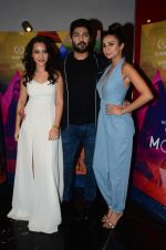 Auritra Ghosh, Ira Dubey, Raaghav Chanana during the special screening of film M Cream on 22 July 2016 (13)_5793334366555.JPG