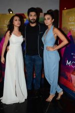 Auritra Ghosh, Ira Dubey, Raaghav Chanana during the special screening of film M Cream on 22 July 2016