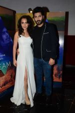 Auritra Ghosh, Raaghav Chanana during the special screening of film M Cream on 22 July 2016