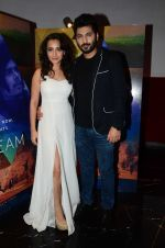 Auritra Ghosh, Raaghav Chanana during the special screening of film M Cream on 22 July 2016 (61)_57933392b9ed3.JPG