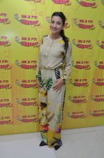 Gauhar Khan at Radio Mirchi studio on 22nd July 2016 (2)_579351149fc33.JPG