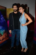 Ira Dubey, Raaghav Chanana during the special screening of film M Cream on 22 July 2016