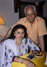 Ramesh Sippy with wife Kiran Juneja Sippy at Akbar Khan_s Grand Get - Together at his residence_57934ed402abe.JPG