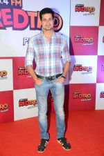 Sumeet Vyas during the party organised by Red FM to celebrate the launch of its new radio station Redtro 106.4 in Mumbai India on 22 July 2016 (3)_579329892cb6c.JPG
