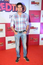 Sumeet Vyas during the party organised by Red FM to celebrate the launch of its new radio station Redtro 106.4 in Mumbai India on 22 July 2016