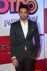 Upen Patel during the party organised by Red FM to celebrate the launch of its new radio station Redtro 106.4 in Mumbai India on 22 July 2016