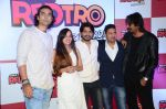 during the party organised by Red FM to celebrate the launch of its new radio station Redtro 106.4 in Mumbai India on 22 July 2016
