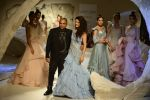 Gaurav Gupta, Saiyami Kher during showcase of Gaurav Gupta collection scape song at FDCI India Couture Week 2016 on 23 July 2016 (6)_57943c1d8be9a.JPG