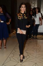 Juhi Chawla during the party orgnised by Tanishaa Mukerji on behalf of her NGO STAMP in Mumbai, India on July 23, 2016