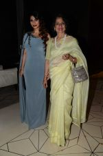 Tanishaa Mukerji with mother Tanuja during the party orgnised by Tanishaa Mukerji on behalf of her NGO STAMP in Mumbai, India on July 23, 2016 (10)_579460969ac9e.JPG